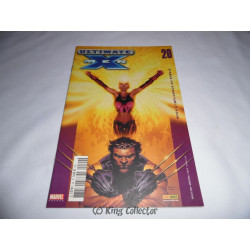 Comic - Ultimate X-Men - n° 20 - Panini Comics - VF