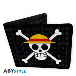 Portefeuille - One Piece - Skull Luffy - ABYstyle