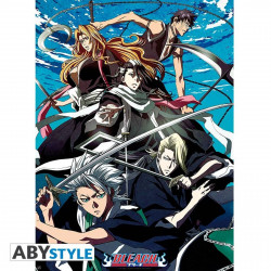 Poster - Bleach - Group Soul Society - 52 x 38 cm - ABYstyle