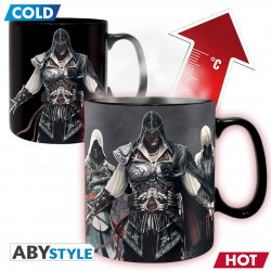 Mug / Tasse - Assassin's Creed - Thermique - Groupe - 460 ml - ABYstyle