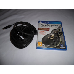 Jeu Playstation 4 - Rocksmith Edition 2014 + Cable - PS4
