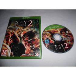 Jeu Xbox One - L'Attaque des Titans 2
