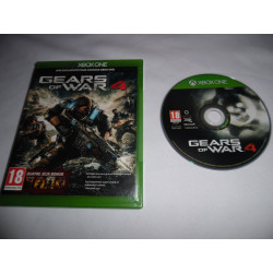 Jeu Xbox One - Gears of War 4