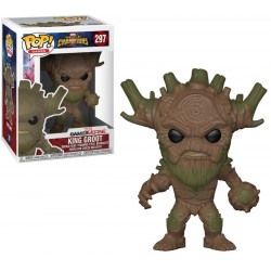 Figurine - Pop! Games - Marvel Contest of Champions - King Groot - Vinyl - Funko