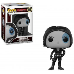 Figurine - Pop! Marvel - Deadpool - Domino - Vinyl - Funko