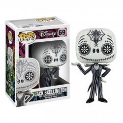 Figurine - Pop! Disney - L'Etrange Noël de Mr Jack - Jack Day of the Dead - Funko
