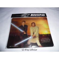 Tapis de souris - Star Wars - Kenobi & Anakin Skywalker - United Labels