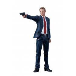 Figurine - Gotham - James Jim Gordon ARTFX+ - Kotobukiya