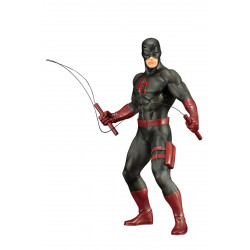 Figurine - Marvel - The Defenders - Daredevil Black Suit - ARTFX+ - Kotobukiya