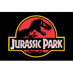Poster - Jurassic Park - Classic Logo - 61 x 91 cm - Pyramid International