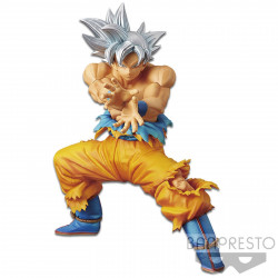 Figurine - Dragon Ball Super - DXF Super Warriors - Ultra Instinct Goku - Banpresto