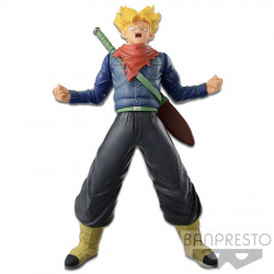 Figurine - Dragon Ball Z - BWFC vol. 6 - Trunks - Banpresto