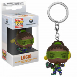 Porte-clé - Pocket Pop! Keychain - Overwatch - Lucio - Funko