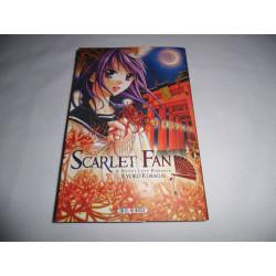 Manga - Scarlet Fan - No 2 - Kyoko Kumagai - Soleil