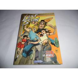 Manga - Lost Scion - No 1 - Roke Gonzales / Mateo Guerrero - Les Humanoïdes Associés