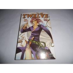 Comic - Twelve - No 1 - Yuko Iwasa - Ki-oon