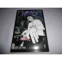 Manga - Hip Hop - No 1 - Soo-Yong Kim - Dragons / Milan