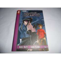 Manga - Mark of the Succubus - No 1 - Ashley Raiti / Irene Flores - Akileos