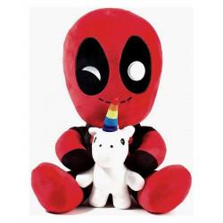 Peluche - Marvel - Deadpool - HugMe 41 cm - Kidrobot