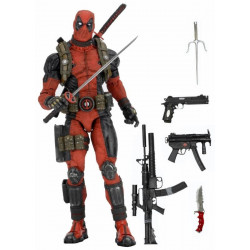 Figurine - Marvel - Deadpool - 1/4 - 45 cm - NECA