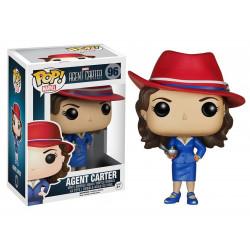 Figurine - Pop! Marvel - Agent Carter - Carter - Vinyl Figure - Funko