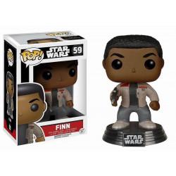 Figurine - Pop! Movies - Star Wars - Finn - Vinyl - Funko