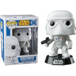 Figurine - Pop! Movies - Star Wars - Snowtrooper - Vinyl Figure - Funko