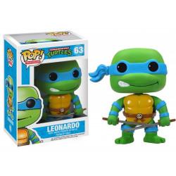Figurine - Pop! TV - Les Tortues Ninja - Leonardo - Vinyl Figure - Funko