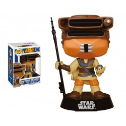 Figurine - Pop! Movies - Star Wars - Princess Leia (Boushh) - Vinyl Figure - Funko