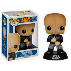 Figurine - Pop! Movies - Star Wars - Figrin d'An - Vinyl - Funko