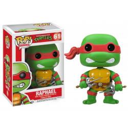Figurine - Pop! TV - Les Tortues Ninja - Raphael - Vinyl Figure - Funko