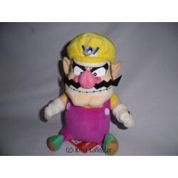 Peluche - Super Mario Bros - Wario - 24 cm