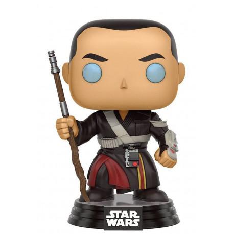 Figurine - Pop! Movies - Star Wars Rogue One - Chirrut Imwe - Funko