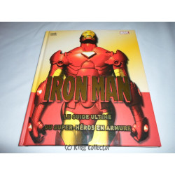 Livre - Iron Man : Le Guide Ultime du Super-Héros en Armure - Semic