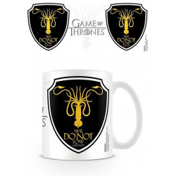 Mug / Tasse - Game of Thrones - Greyjoy - 33 cl - Pyramid International
