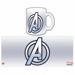Mug / Tasse - Marvel - Avengers - Avengers Logo - Semic