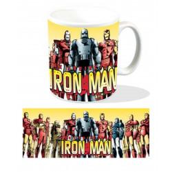 Mug / Tasse - Marvel - Invincible Iron Man - Titan Merchandise