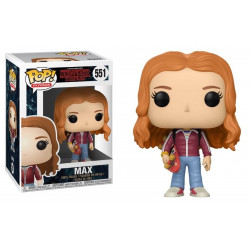 Figurine - Pop! TV - Stranger Things - Max with Skate - Vinyl - Funko