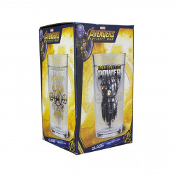 Verre - Marvel - Avengers - Infnity War - Paladone Products