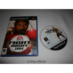 Jeu Playstation 2 - EA Sports Fight Night 2004 - PS2