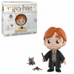Figurine - 5 Star - Harry Potter - Ron Weasley - Vinyl - Funko