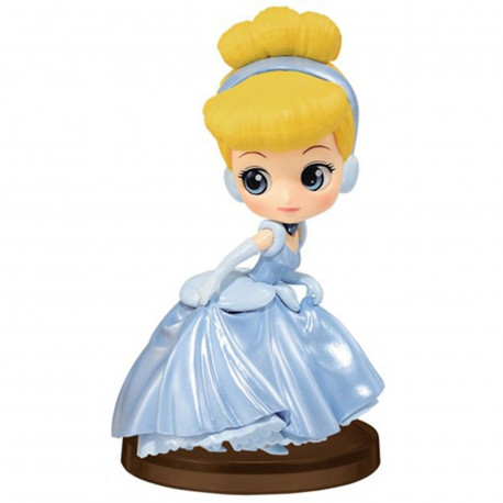 Figurine - Disney - Q Posket Petit - Girls Festival - Cendrillon - Banpresto
