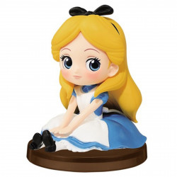 Figurine - Disney - Q Posket Petit - Girls Festival - Alice - Banpresto