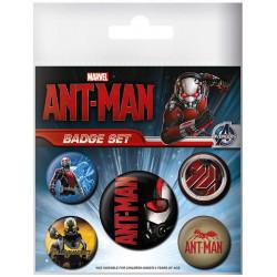 Badge - Marvel - Ant-Man - Pyramid International