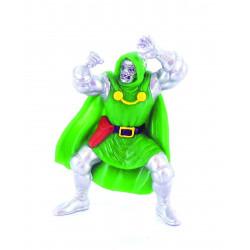 Figurine - Marvel - Dr Van Doom / Fatalis - Yolanda / Comansi