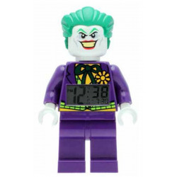 Réveil / Horloge - LEGO - DC Super Heroes - The Joker - Clictime