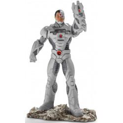 Figurine - Justice League - Cyborg - Schleich