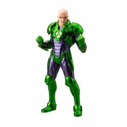 Figurine - Justice League - ARTFX+ - Lex Luthor (New 52) - 1/10 - Kotobukiya
