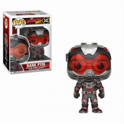 Figurine - Pop! Marvel - Ant-Man and the Wasp - Hank Pym - Vinyl - Funko