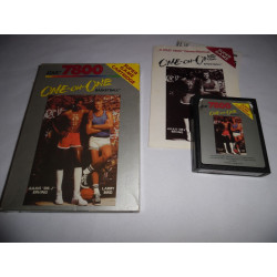 Jeu Atari 7800 - One-On-One